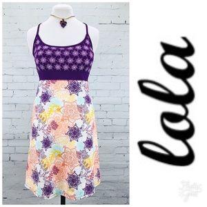 Lola Strappy Athletic Dress